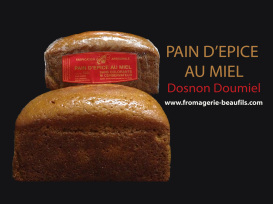 Pain d'Epices. Fromagerie Beaufils.