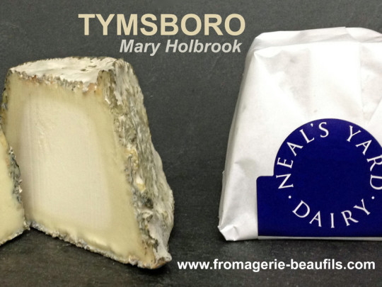 Tymsboro. Fromagerie Beaufils.