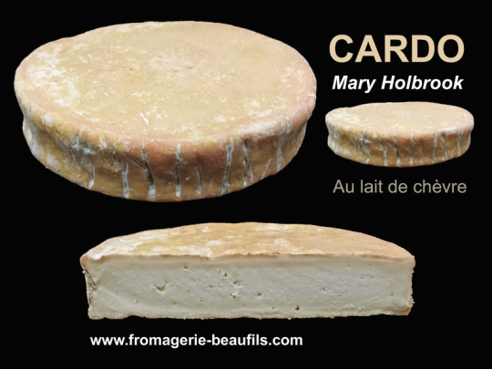 Cardo. Fromagerie Beaufils.