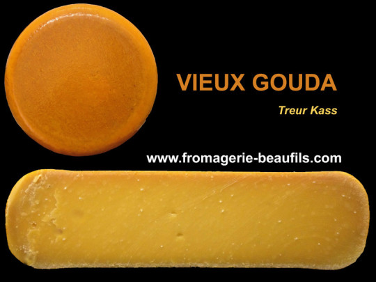 Vieux Gouda. Fromagerie Beaufils.