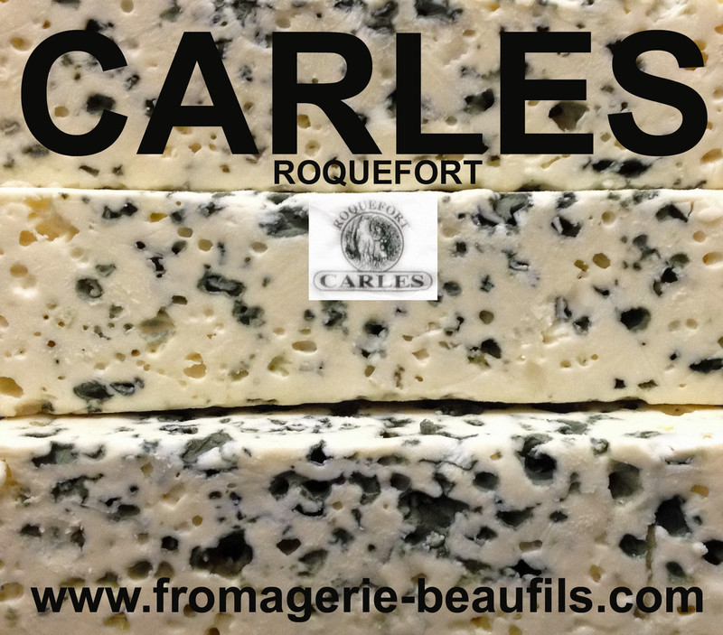 Roquefort Carles. Fromagerie Beaufils.