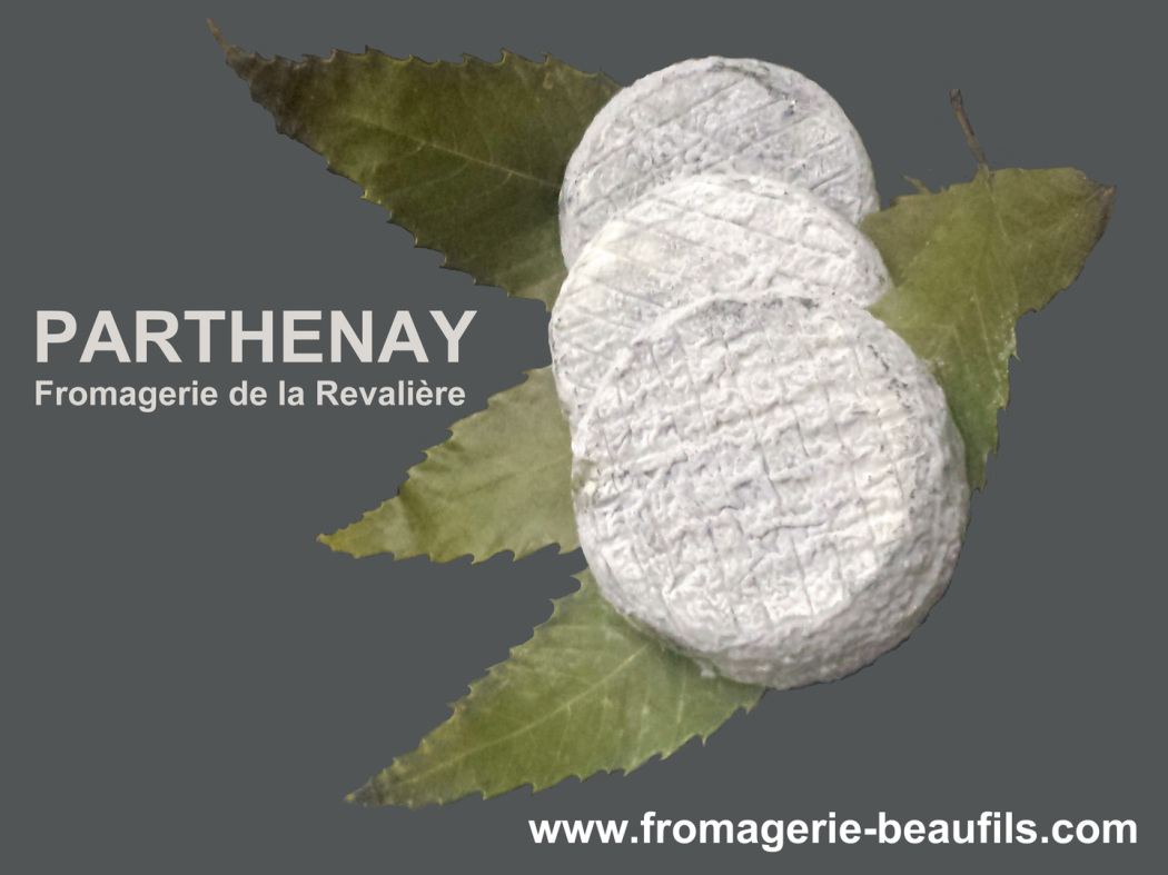 Parthenay. Fromage de chèvre. Fromagerie Beaufils.
