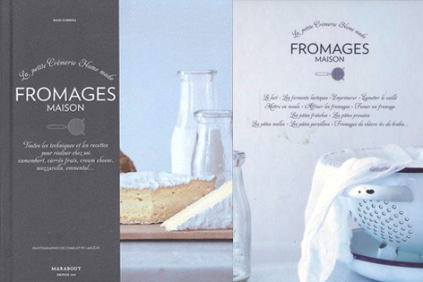 Fromages Maison. Ricki Carroll. Fromagerie Beaufils.