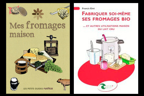 Fabrication du fromage. Fromage maison. Fromagerie Beaufils.