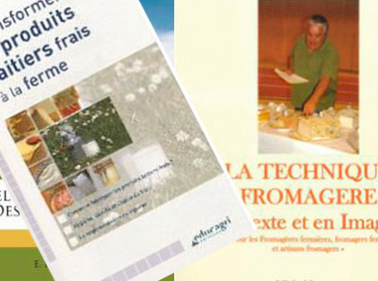 Bibliographie. Fabrication du fromage. Fromagerie Beaufils.