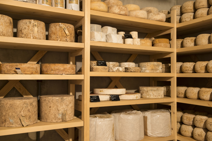Notre cave d 39 affinage de fromages fromagerie beaufils for Affinage fromage maison
