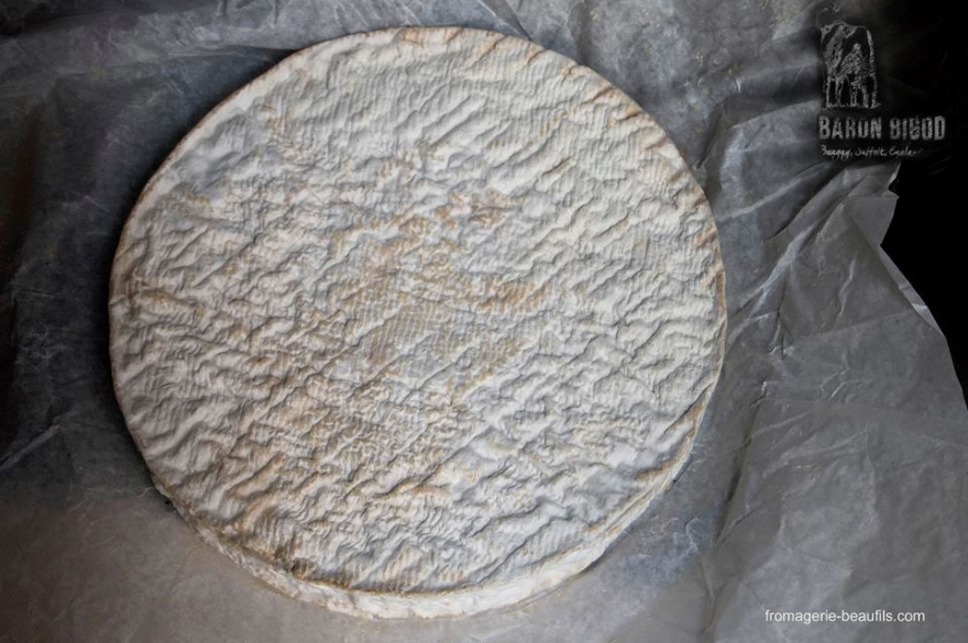 Baron Bigod. Fromage anglais. Neal's Yard Dairy. Fromagerie Beaufils.
